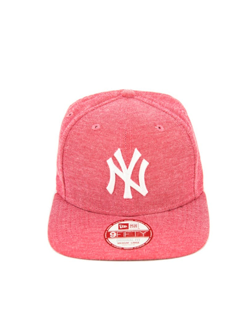 Yankees Lights Original Fit Pink/white