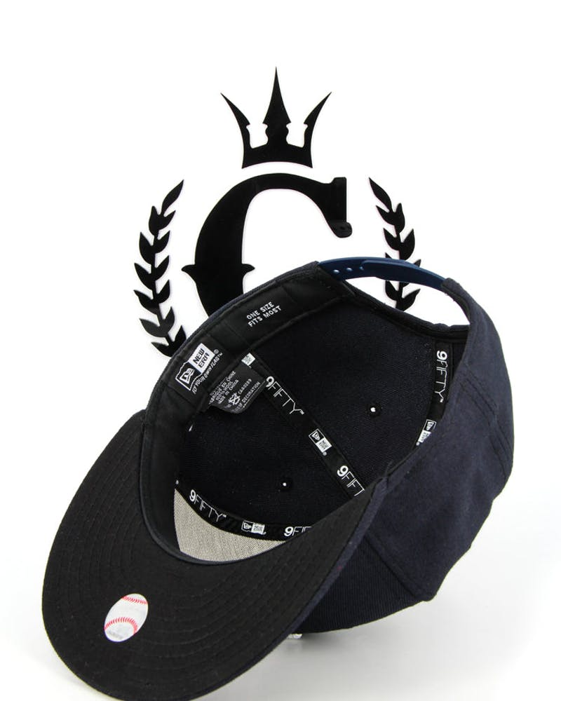 Pittsburgh Pirates Snapback 3 Navy/white