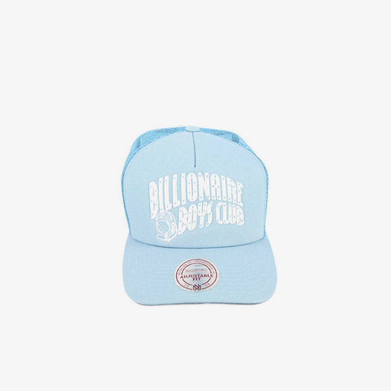 Arch Trucker Snapback Blue/white