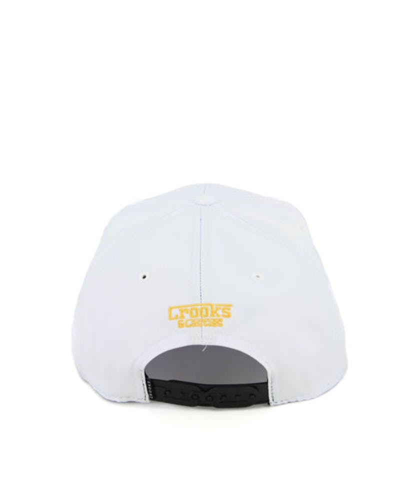 Rari Gang Snapback White/red