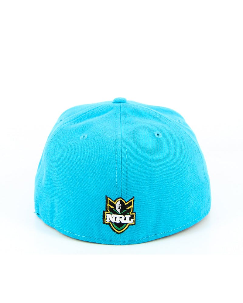 Cronulla Sharks Fashion Fitted Blue/black