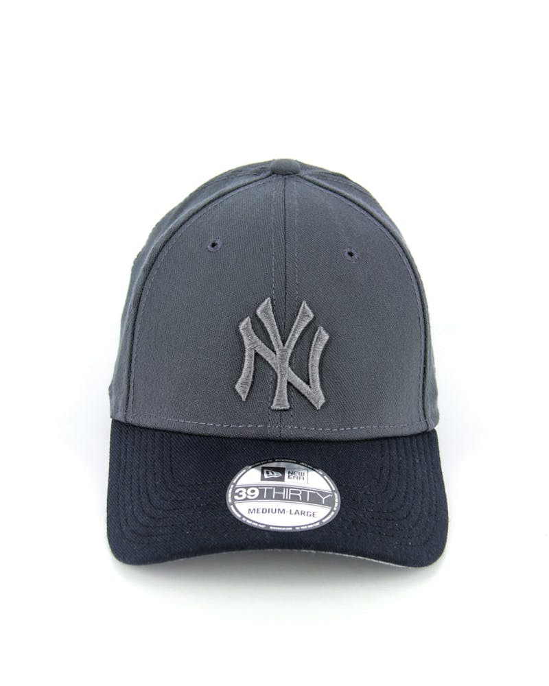 Yankees 3930 Graphite/navy