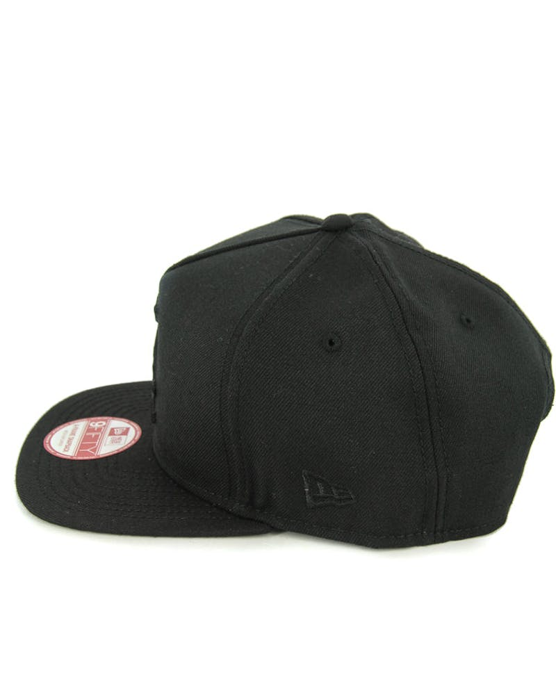 New Era White Sox CK 940 A-Frame Snapback Black/black