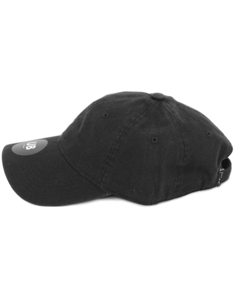 the Ralph Curved 6 Panel ST Black