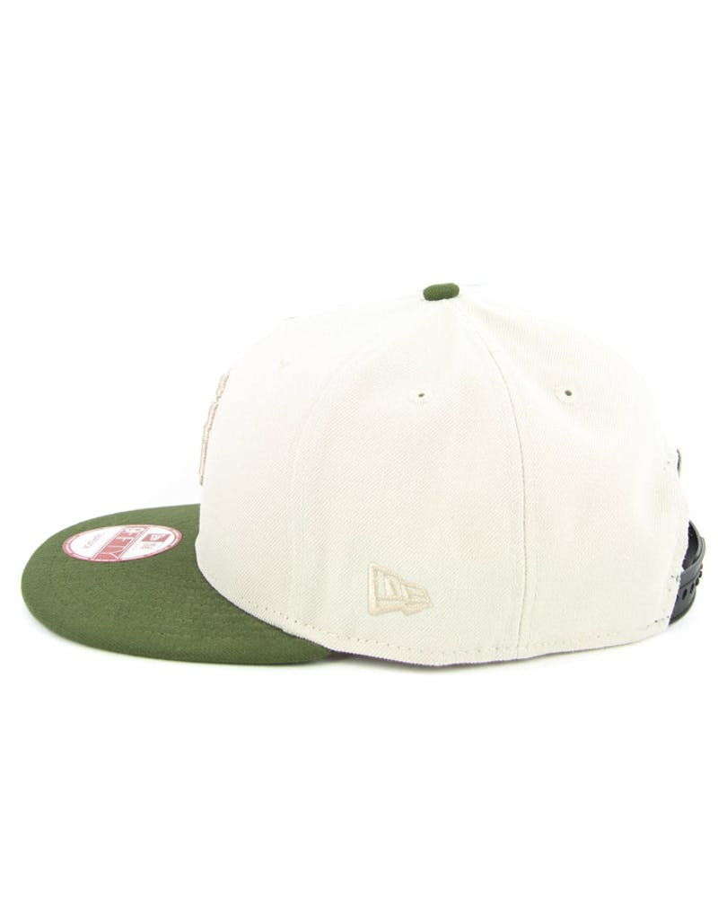 San Francisco Giants Snapback 3 Stone/green