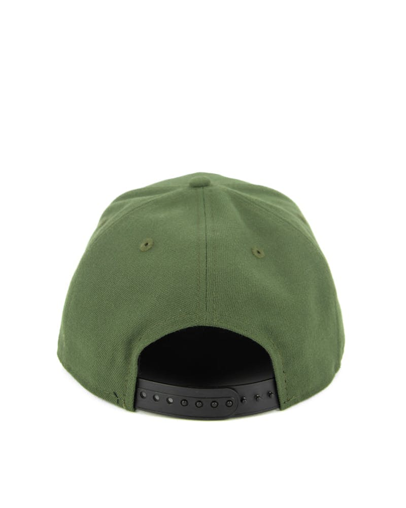 Giants Original Fit Snapback Green/black