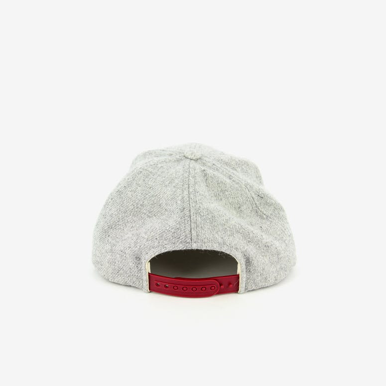 Brixton Rift Snap Back Grey