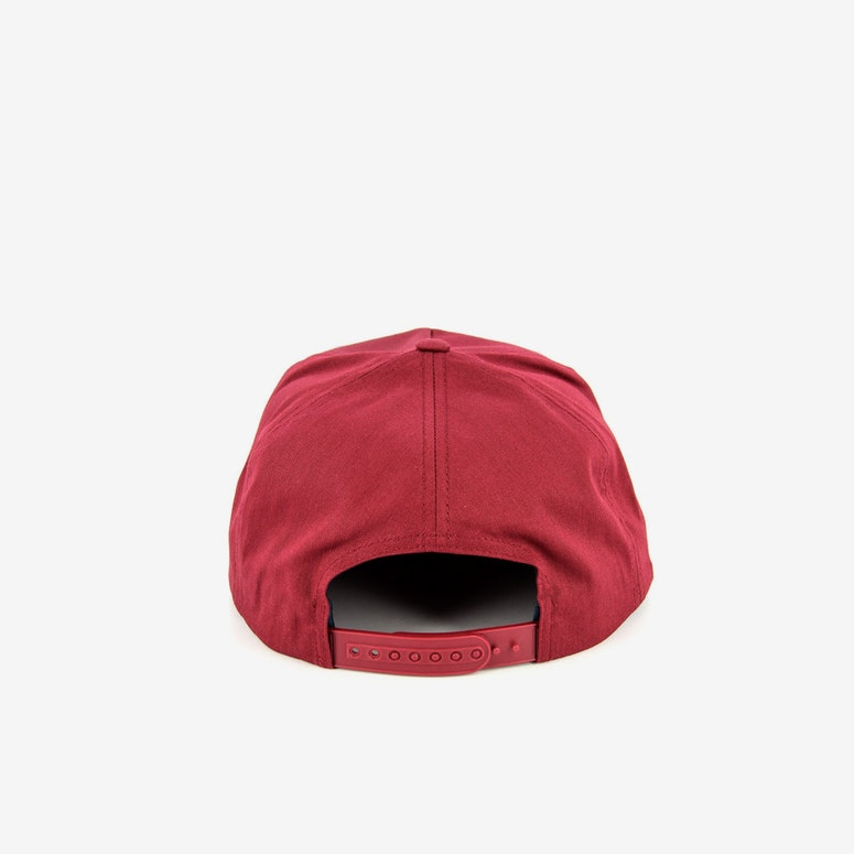 Cylinder Snap Back Burgundy