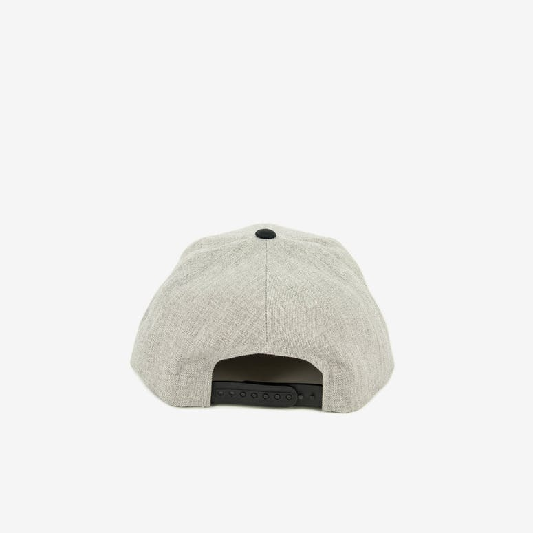 Rift Snap Back Grey/black