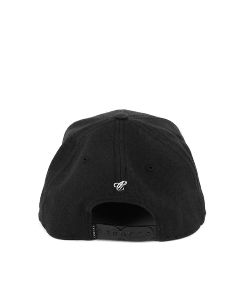 Cocagne Snapback Black/white