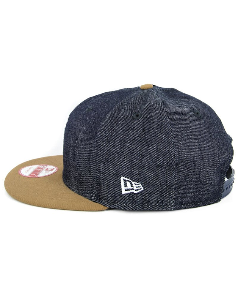 Sanfran Giants Snapback2 Denim/wheat
