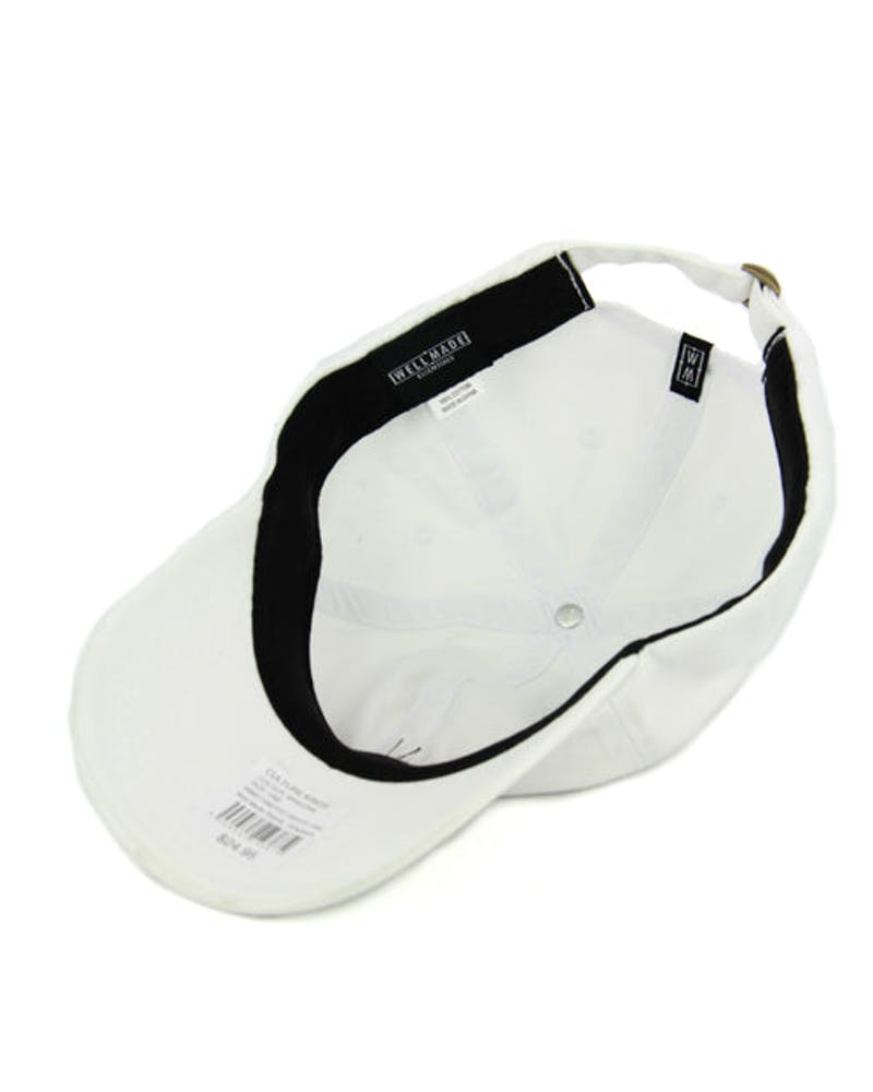 Well Made Standy Strapback White