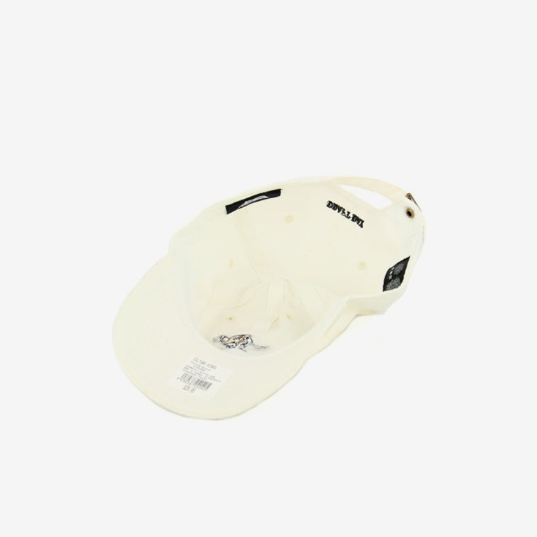 Mbf 6 Panel Strapback White