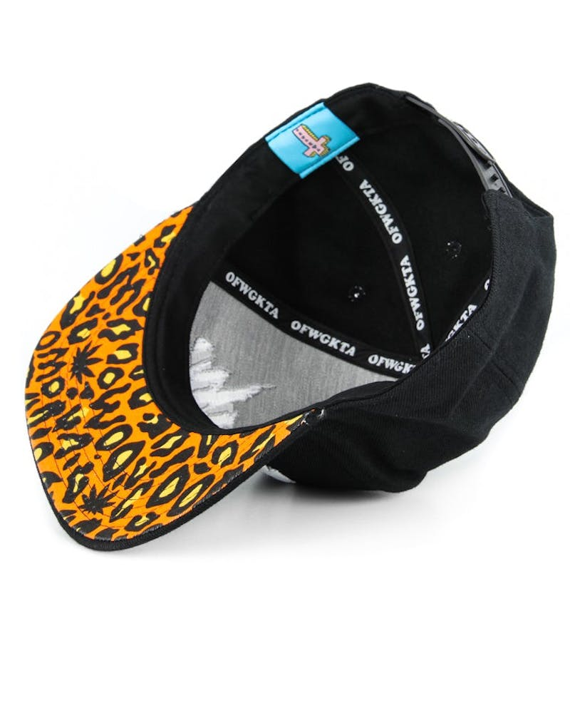 Domo High Animal Style Snapback Black