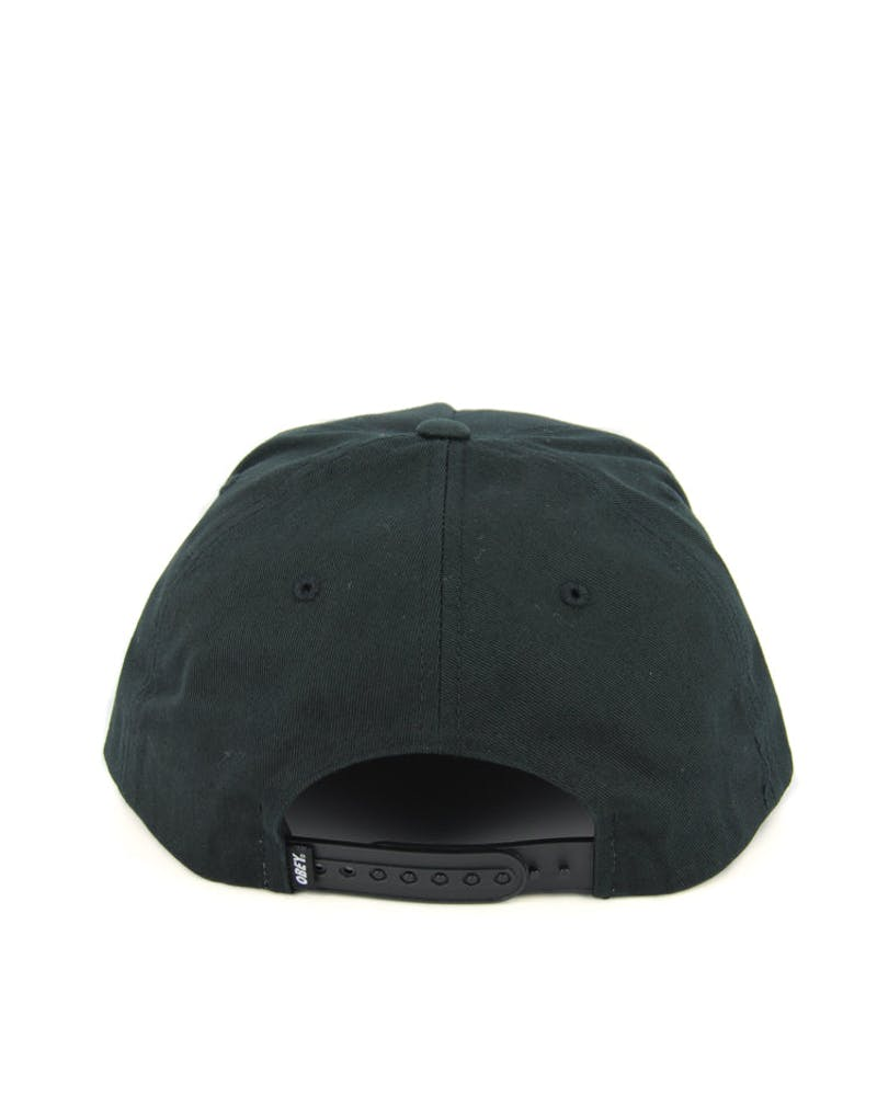 Blackjack Snapback Black