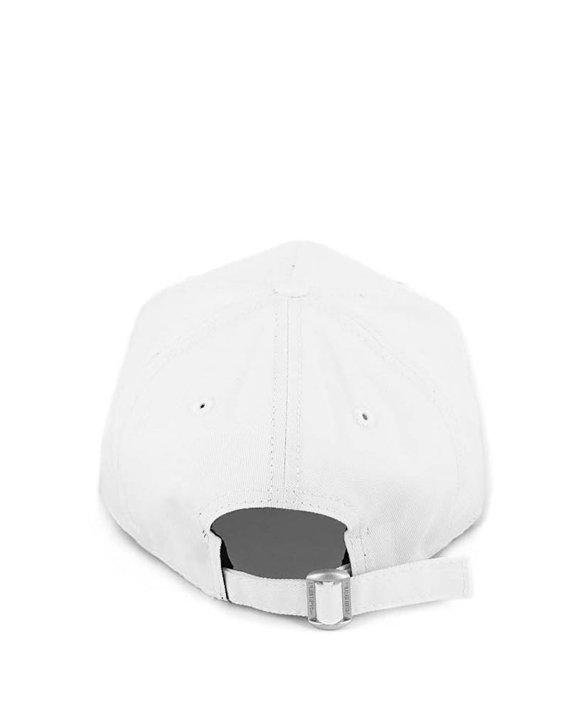 New Era Yankees 9FORTY A-Frame Strapback White/white