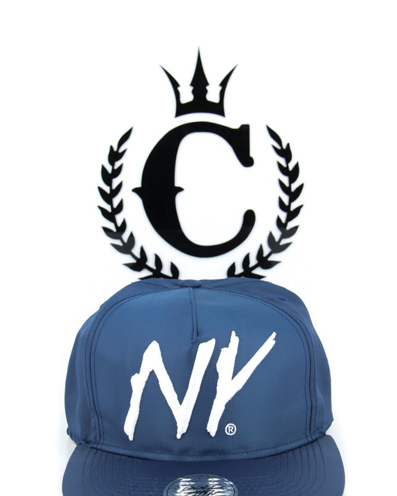 New York Snapback Royal