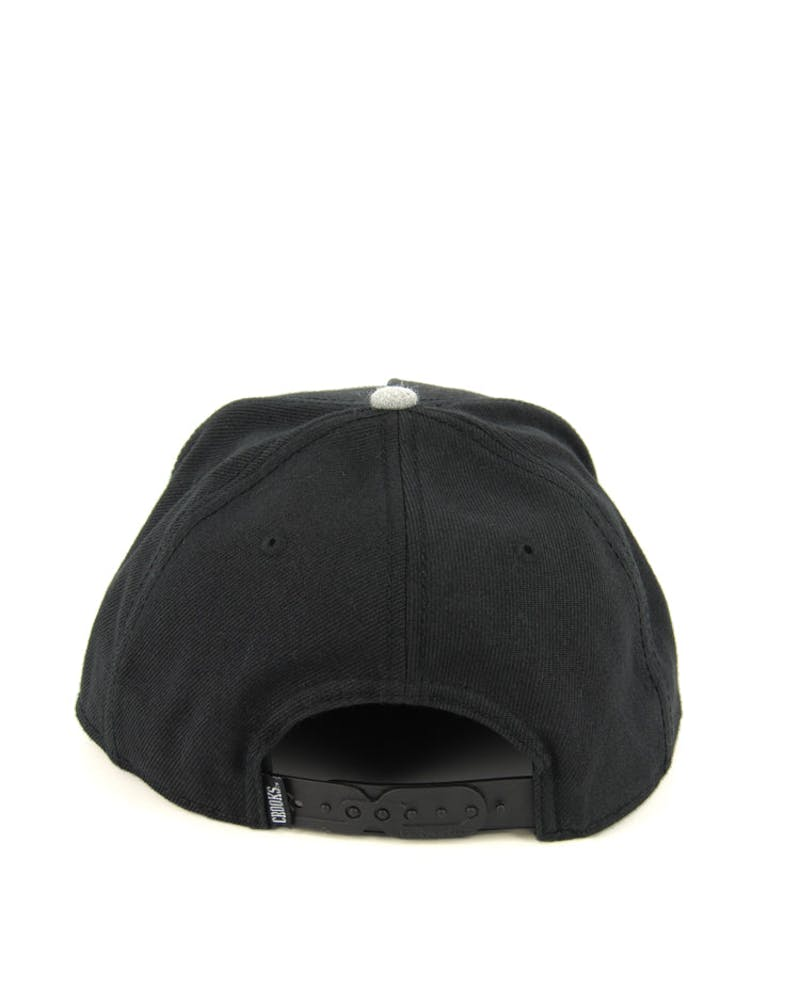 Defaced Bandito Snapback Black/grey