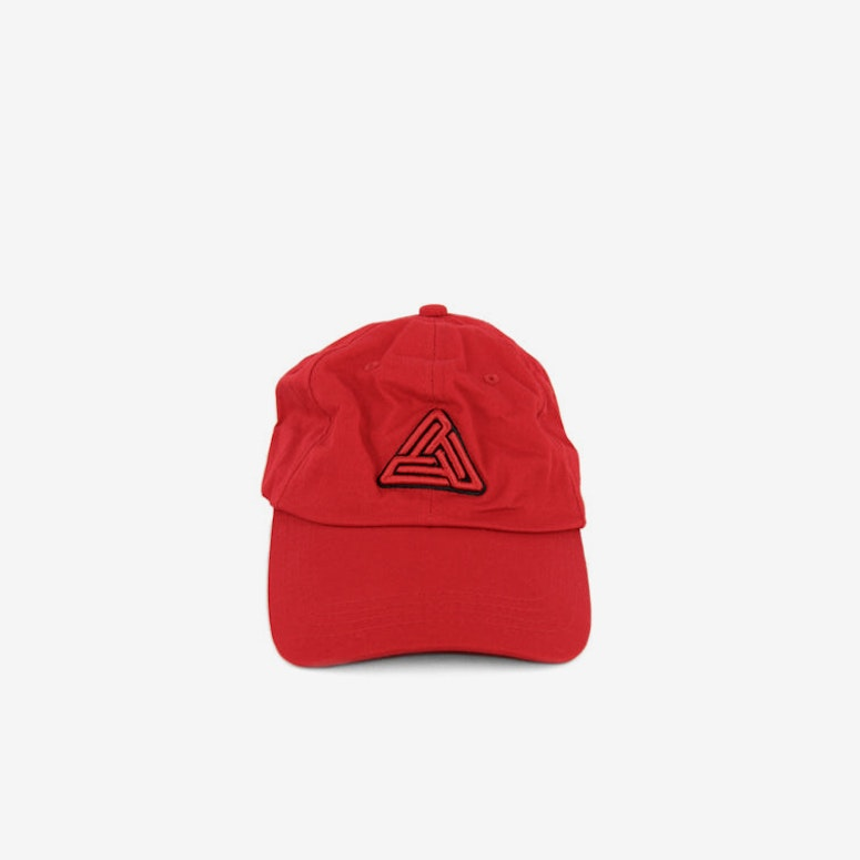 LO Head Logo Strapback Red