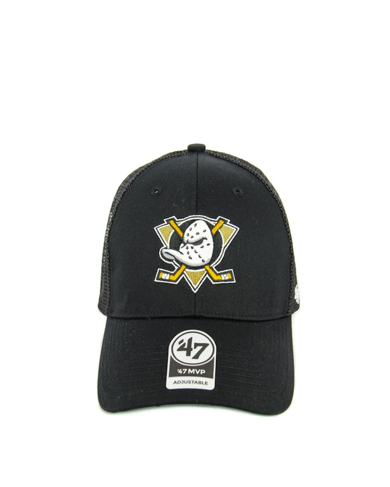 Ducks Branson Trucker Black/black