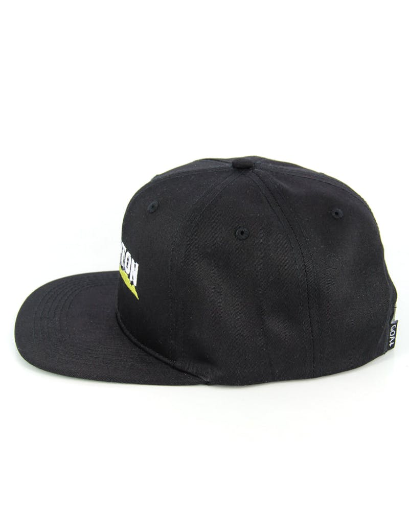 Fiends Snapback Black