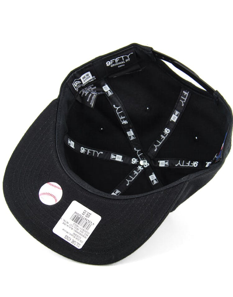 Yankees Original Fit Snapback Black/black
