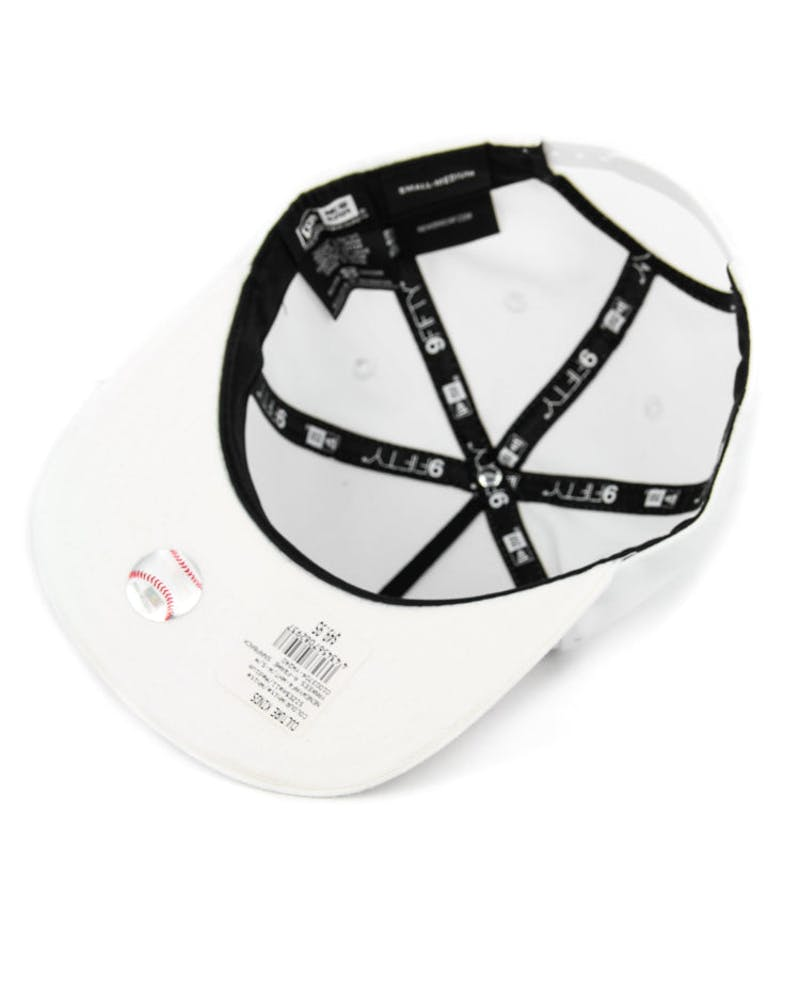 New Era Yankees CK 940 A-Frame Snapback White/white