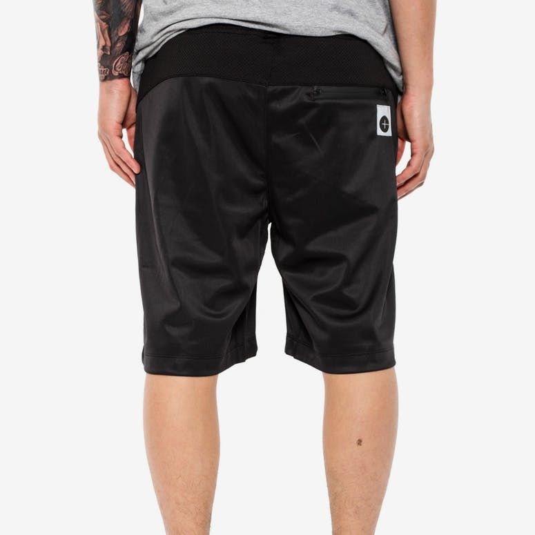 Cahill + Century Shorts Black