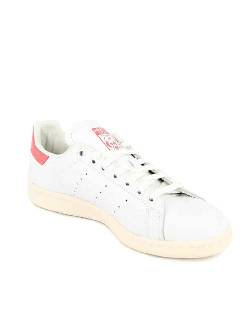 Stan Smith White/pink