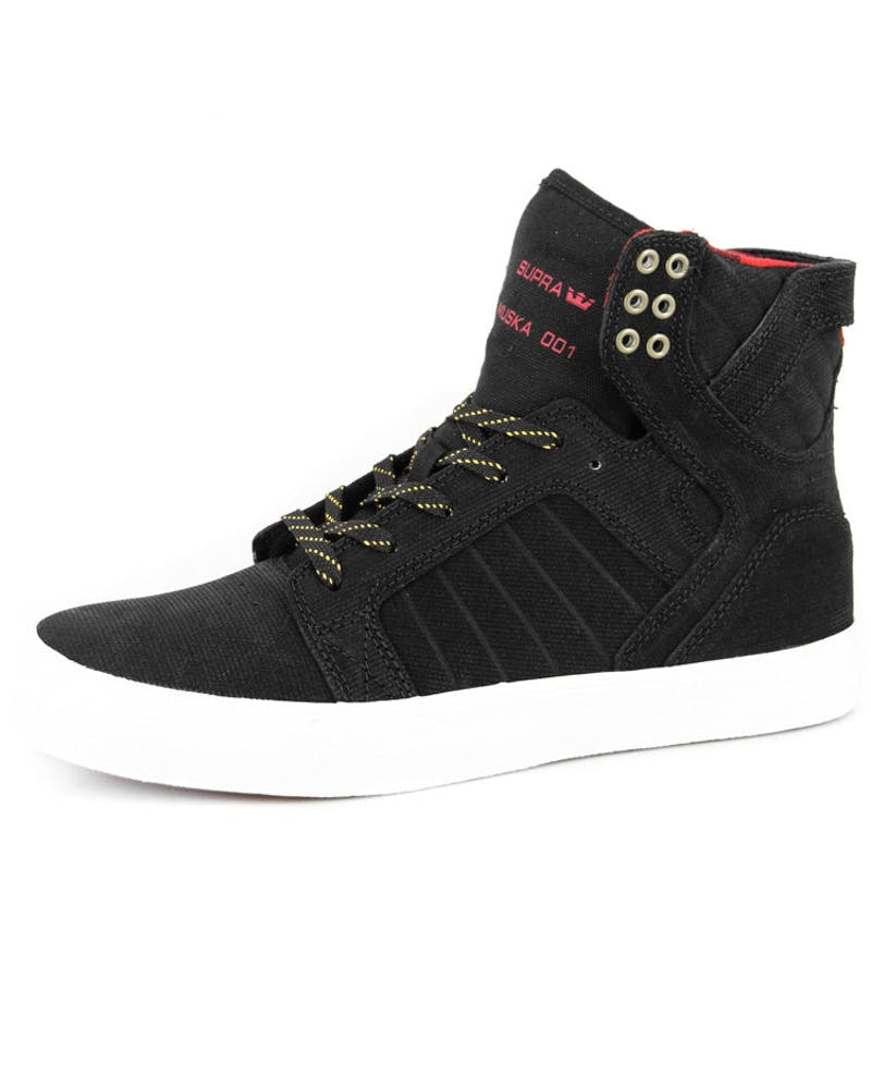 Skytop Black/yellow/wh