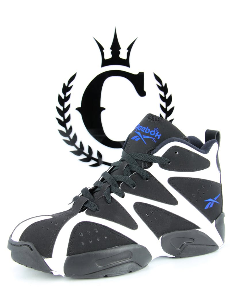 Kamikaze 1 Mid White/black/roy