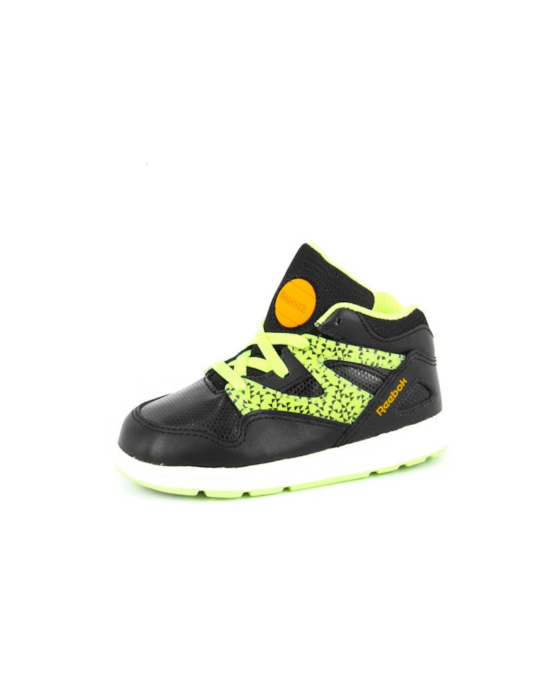 Versa Pump Omni Toddlers Black/yellow/or