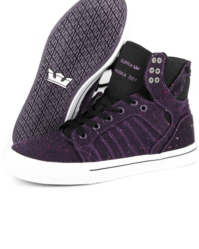 Skytop Purple/black/wh