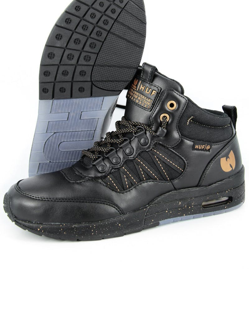 Huf X Wutang Hr-1 WU Edit Black