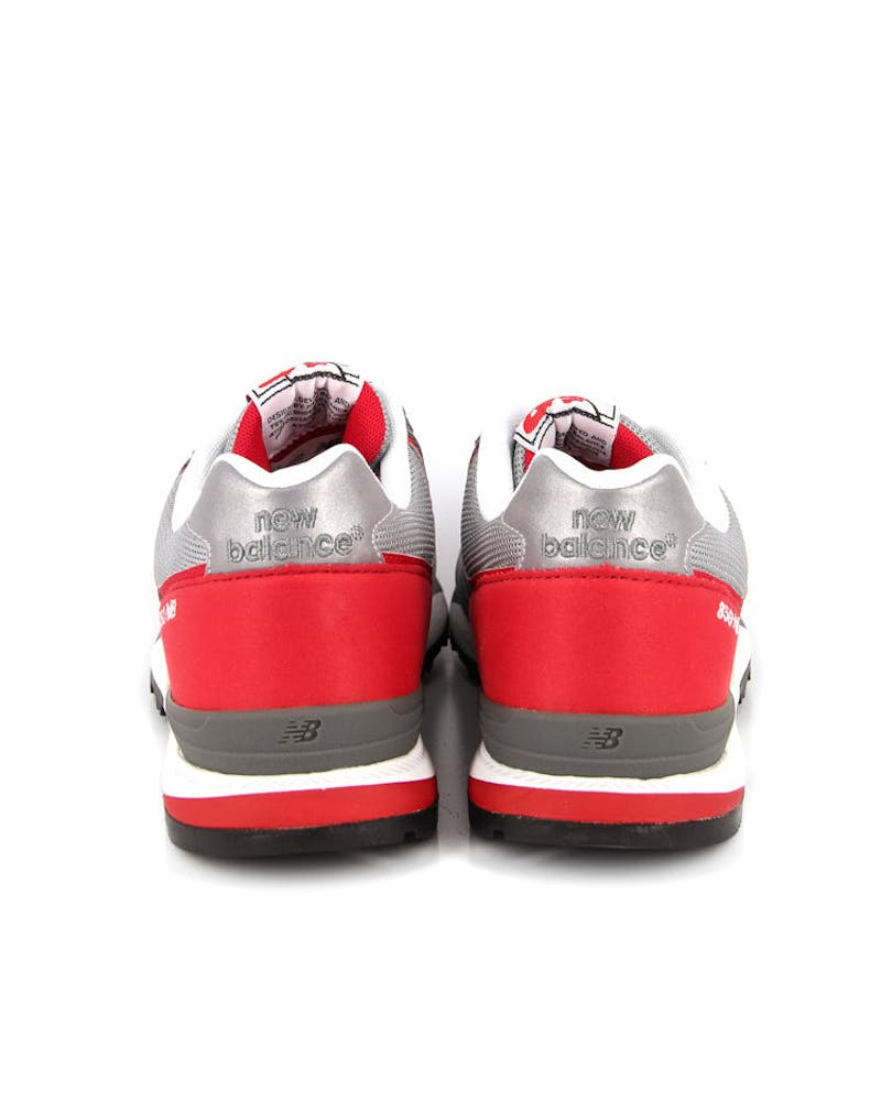 New Balance 850 Grey/red/grey
