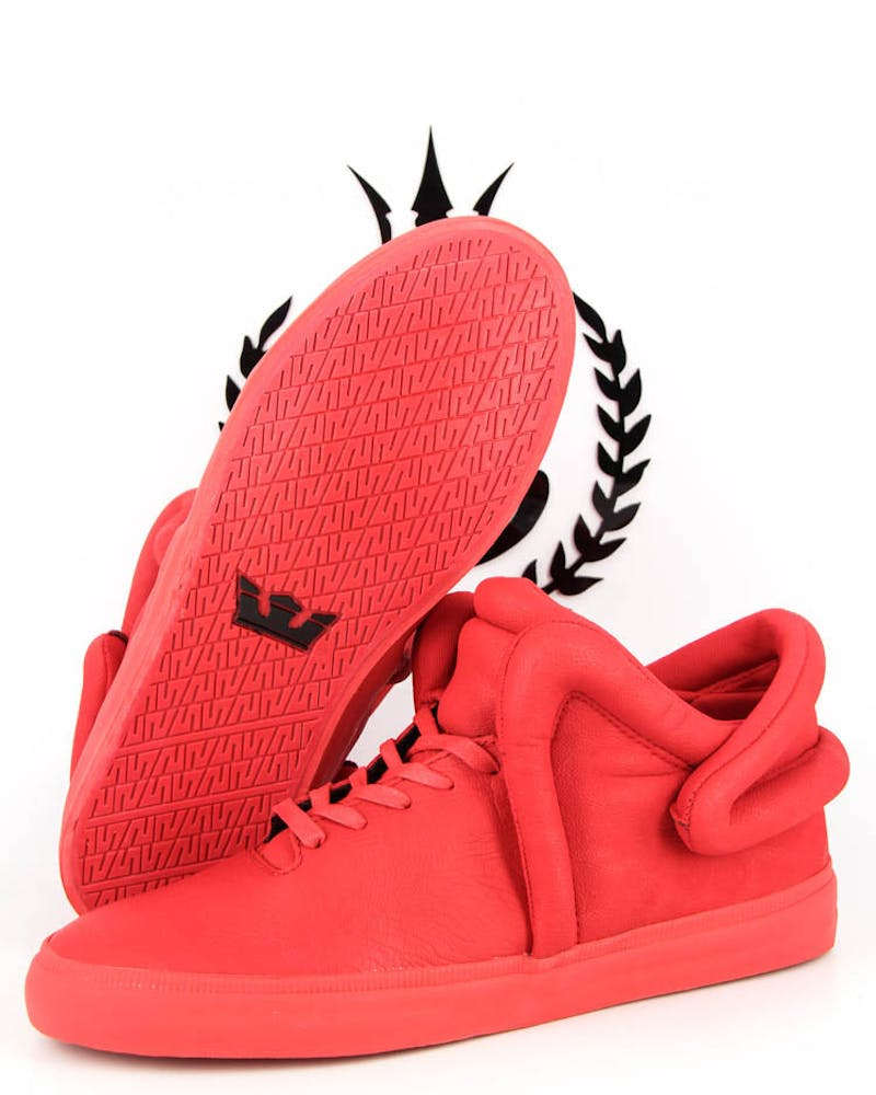 Falcon Shoe Red/red/red