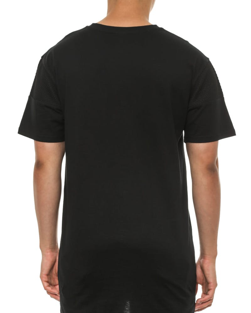 Simulate Tee Black