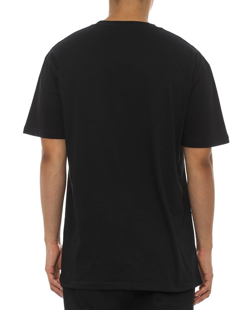 Clair Eclipse Logo Tee Black