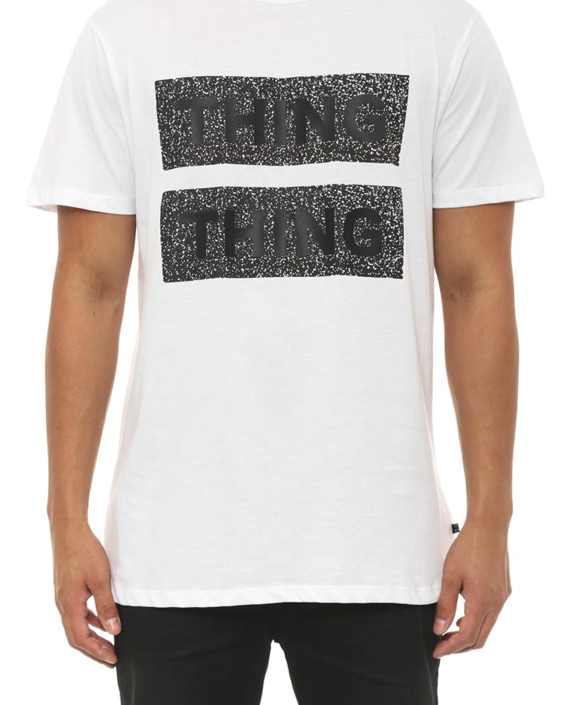 Best Tee 3D Static White