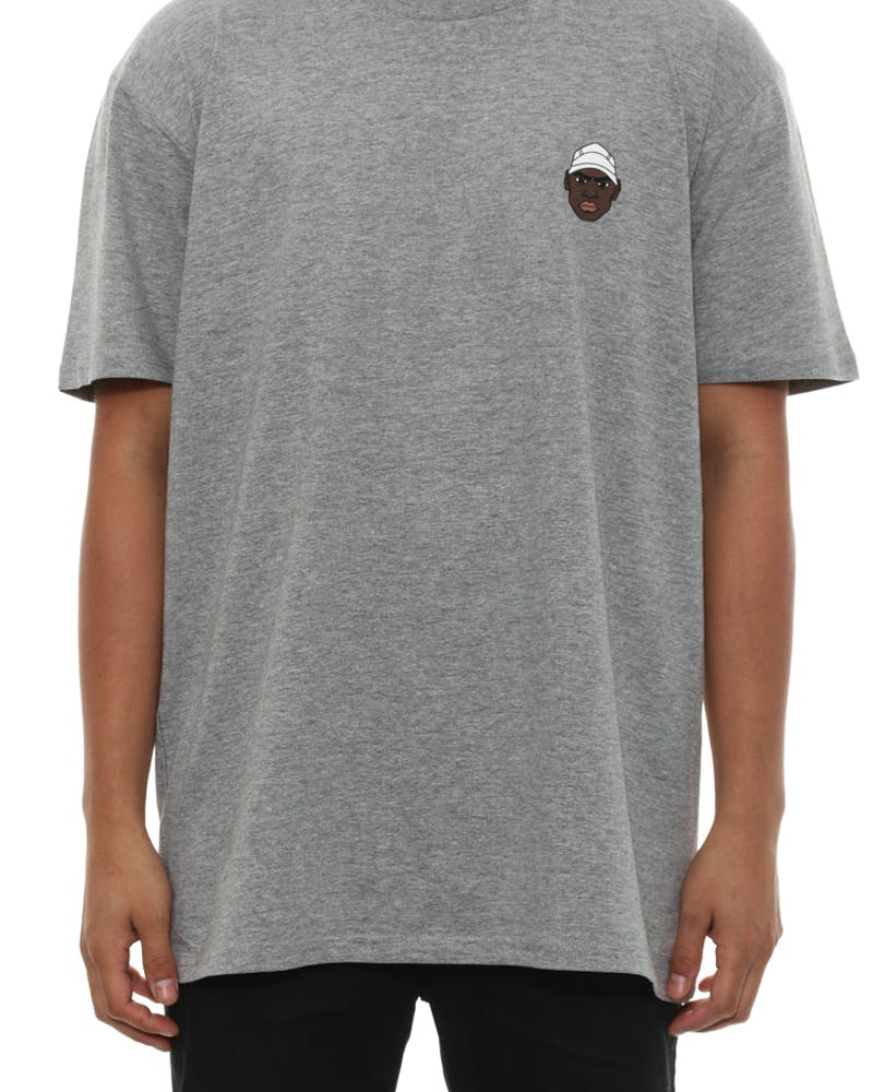 Skepy Mini Head T Grey Heather