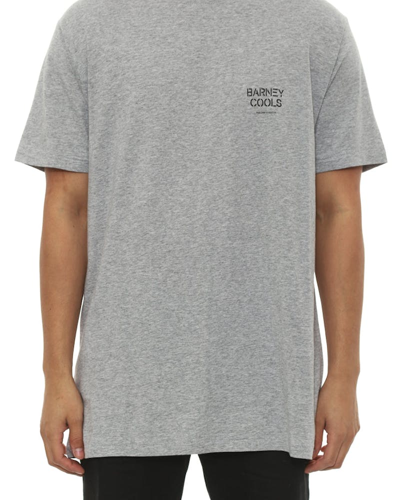 Lifeguard Tee Grey