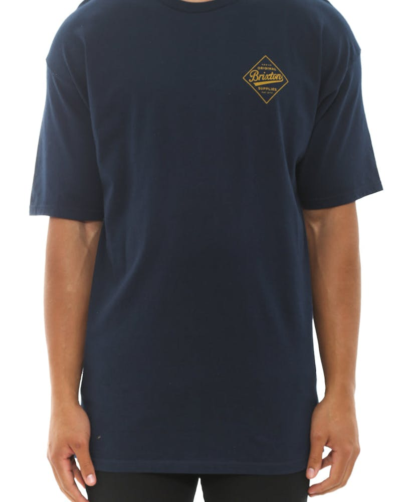 Wesson Standard Tee Navy