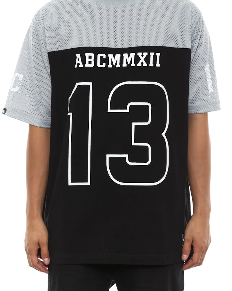 Summerbowl Tee 2.0 Black/silver