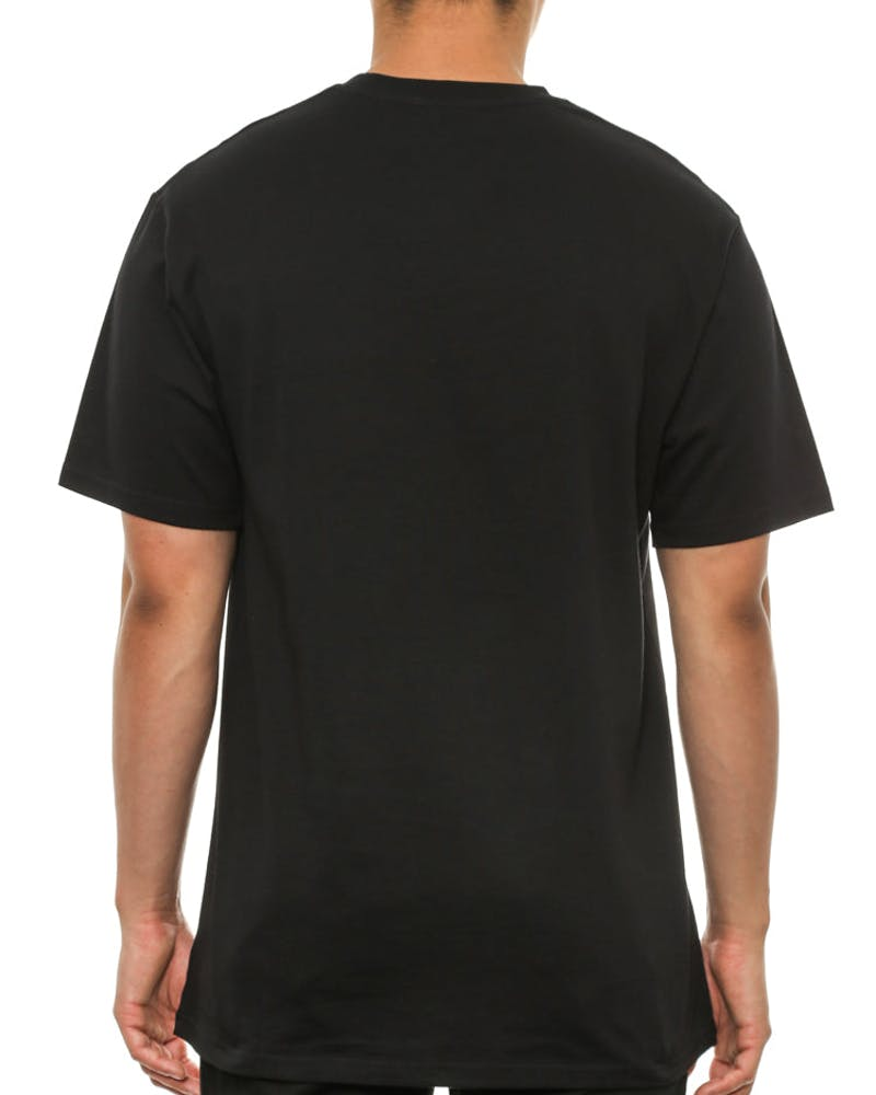 Mini Astro Pocket Tee Black/red