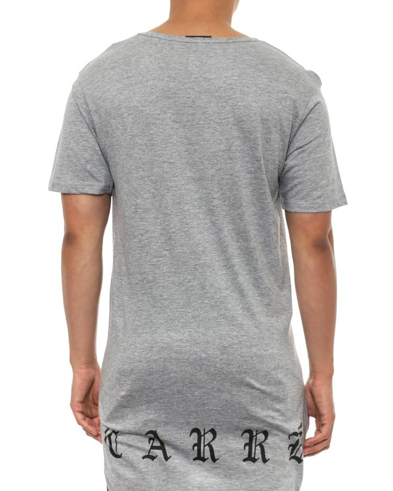 OG Droptail Grey Heather