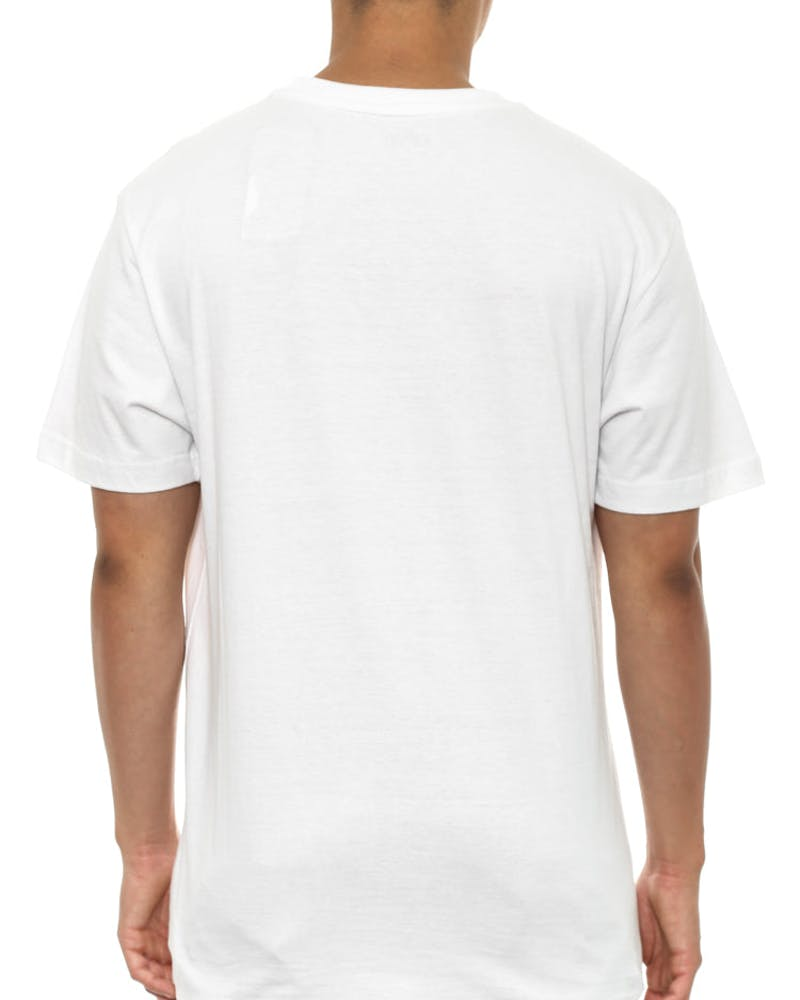 Basic Stuck up Tee White