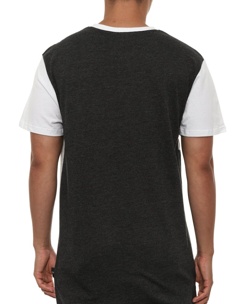 Rational Tee Black/white/gre
