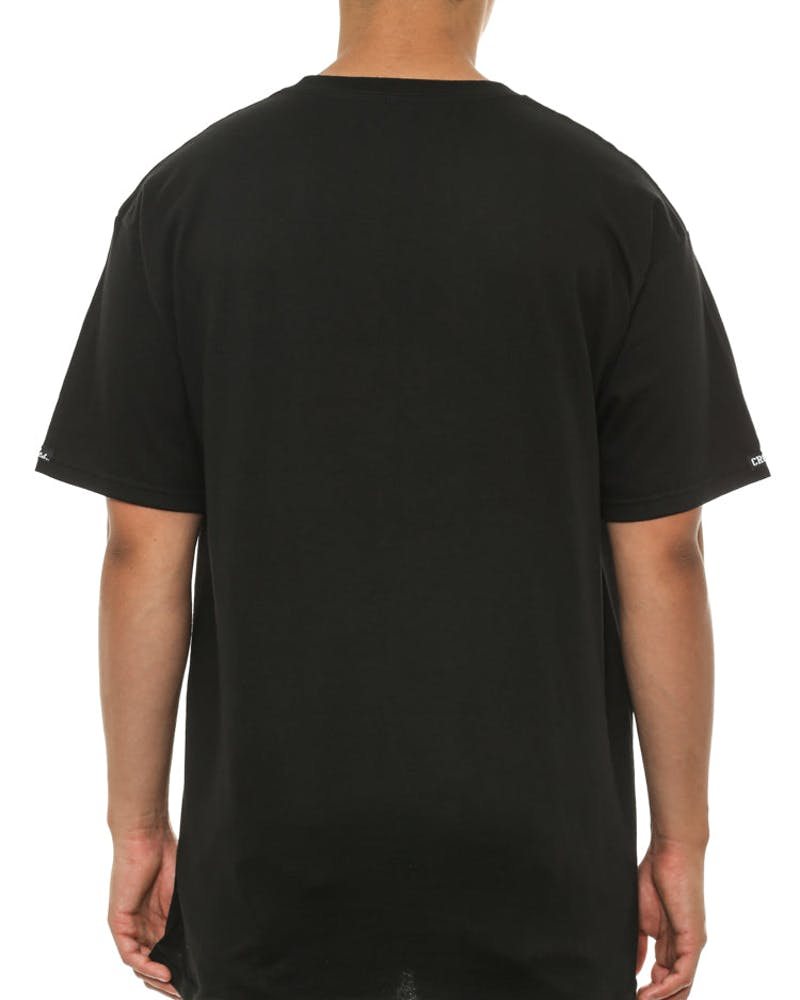 Swindle V.2 Tee Black