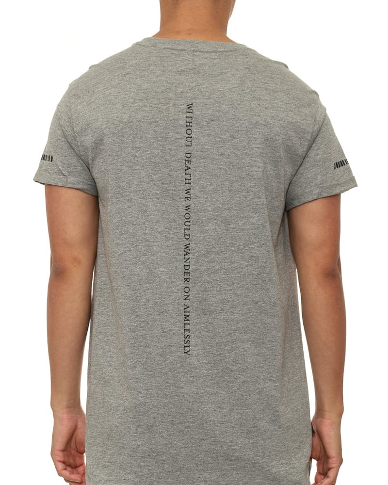 End of Line Rocky T Grey Heather