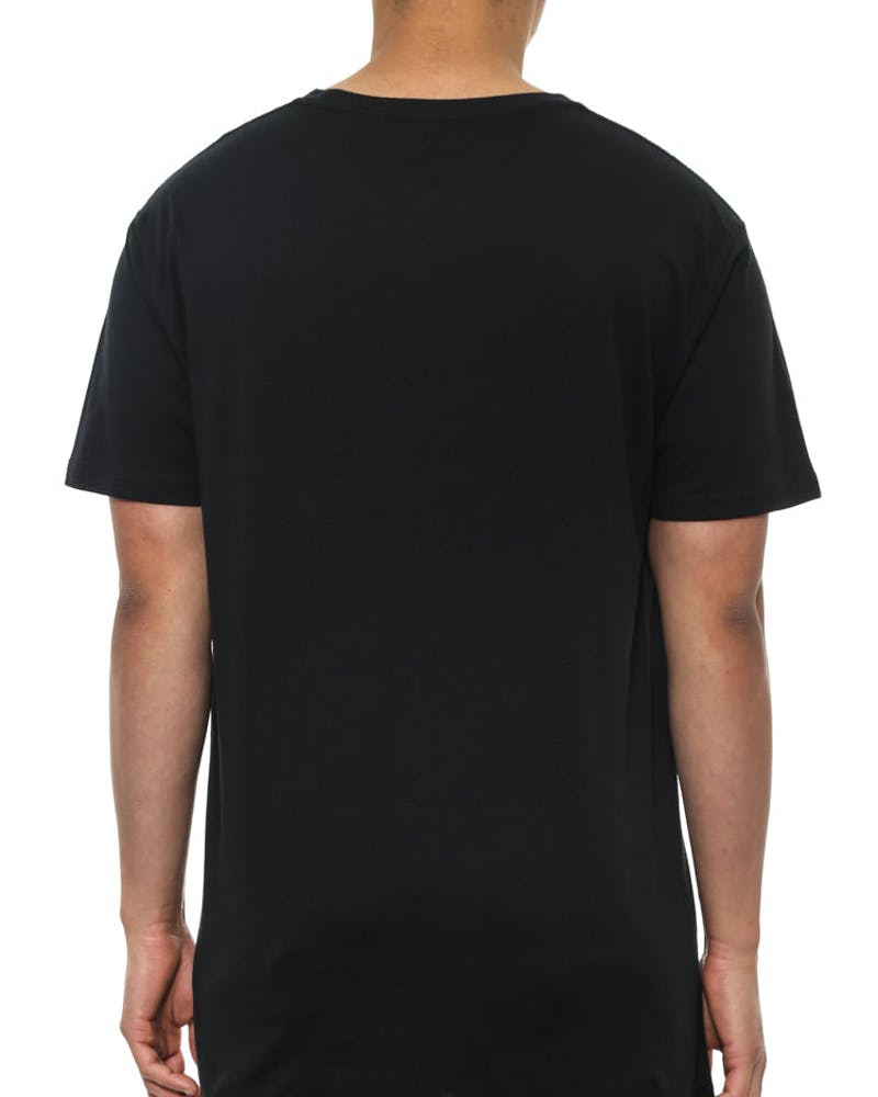 Diamond Tall Tee Black